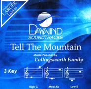 Tell The Mountain Acc, CD  -     By: The Collingsworth Family