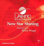 New Star Shining, Accompaniment CD   -     By: Ricky Skaggs