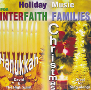 Holiday Music For Interfaith Families, Music CD  -     By: David & The High Spirit