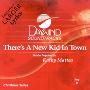 There's A New Kid In Town, Accompaniment CD   -              By: Kathy Mattea
