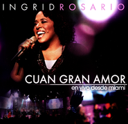 Cuan Gran Amor, CD   -              By: Ingrid Rosario