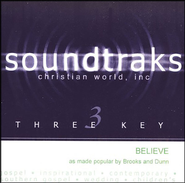 Believe, Accompaniment CD   -     By: Brooks & Dunn