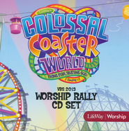 Worship Rally CD Set  -