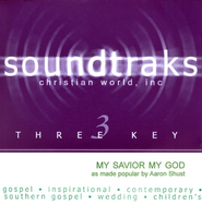 My Savior, My God, Accompaniment CD   -     By: Aaron Shust