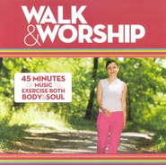 Walk & Worship CD   -