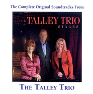 Stages, Complete Tracks CD   -     By: The Talley Trio