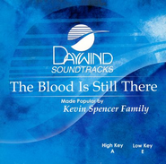 The Blood Is Still There, Accompaniment CD   -