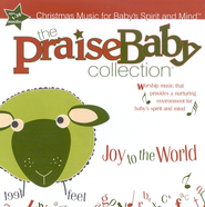 The Praise Baby Collection: Joy to The World CD   -