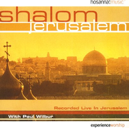 Shalom Jerusalem CD   -     By: Paul Wilbur