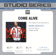 Come Alive Accompaniment CD  -     By: Mark Schultz