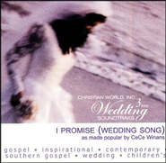I Promise (Wedding Song), Accompaniment CD   -              By: CeCe Winans