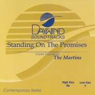 Standing On The Promises, Accompaniment CD   -              By: The Martins