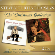 The Music of Christmas/All I Really Want for Christmas   -     By: Steven Curtis Chapman