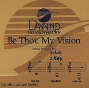 Be Thou My Vision, Accompaniment CD   -     By: Selah