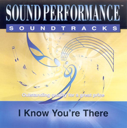 I Know You're There, Accompaniment CD   -              By: Chandler