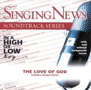 The Love Of God, Accompaniment CD   -