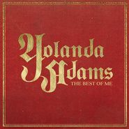 The Best Of Me CD   -     By: Yolanda Adams