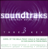 Carol Of The Bells/What Child Is This, Accompaniment CD   -     By: Yolanda Adams