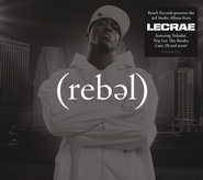 Rebel CD   -     By: Lecrae