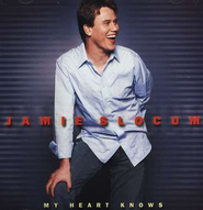 My Heart Knows CD   -     By: Jamie Slocum