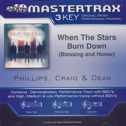 When the Stars Burn Down Acc, CD  -              By: Phillips Craig & Dean