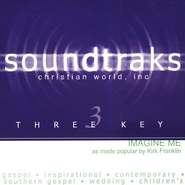 Imagine Me, Accompaniment CD   -     By: Kirk Franklin