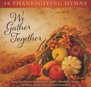 We Gather Together: 14 Thanksgiving Hymns   -     By: Craig Duncan