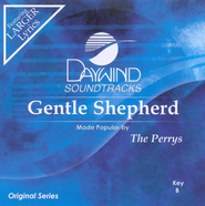Gentle Shepherd, Accompaniment CD   -              By: The Perrys
