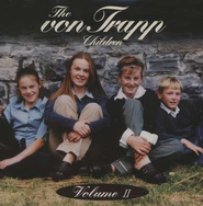 The von Trapp Children, Volume 2, Compact Disc [CD]   -     By: The von Trapp Children