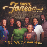Get Ready (Deluxe Edition)   -     By: forever JONES