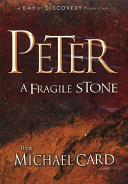 A Fragile Stone  DVD     -     By: Michael Card