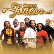 Get Ready CD   -              By: forever JONES