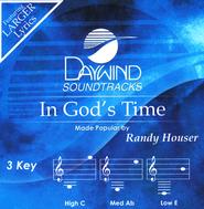 In God's Time   -     By: Randy Houser