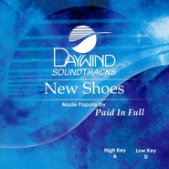 New Shoes, Accompaniment CD   -     By: Paid in Full