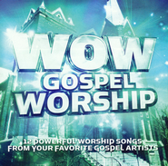 WOW Gospel Worship   -     By: Various Artists