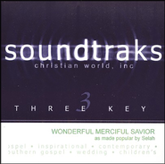 Wonderful Merciful Savior, Accompaniment CD   -              By: Selah