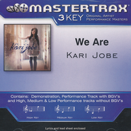We Are, Acc CD    -              By: Kari Jobe