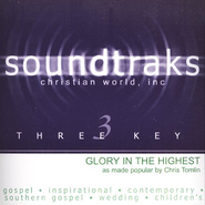 Glory In The Highest, Accompaniment CD   -     By: Chris Tomlin