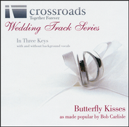 Butterfly Kisses, Acc CD   -     By: Bob Carlisle