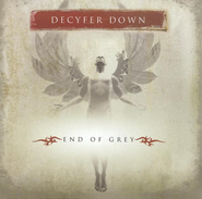End Of Grey CD   -     By: Decyfer Down