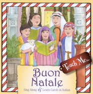 Buon Natale: Sing Along & Learn Carols in Italian CD   -