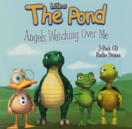 Life At The Pond: Angels Watching Over Me CD   -