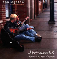 Apol-acoustiX, Compact Disc [CD]   -              By: ApologetiX
