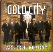 Are You Ready? CD   -     By: Gold City