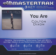 You Are Acc, CD  -     By: Colton Dixon
