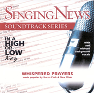 Whispered Prayers, Accompaniment CD   -     By: Karen Peck & New River