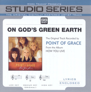 On God's Green Earth, Accompaniment CD   -              By: Point of Grace