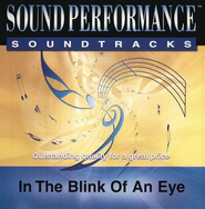 In The Blink Of An Eye, Accompaniment CD   -     By: MercyMe