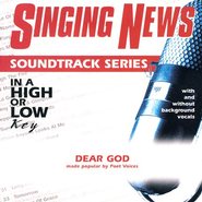 Dear God, Accompaniment CD   -              By: Poet Voices