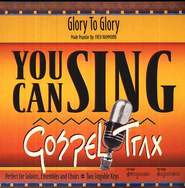 Glory to Glory, Accompaniment CD   -     By: Fred Hammond